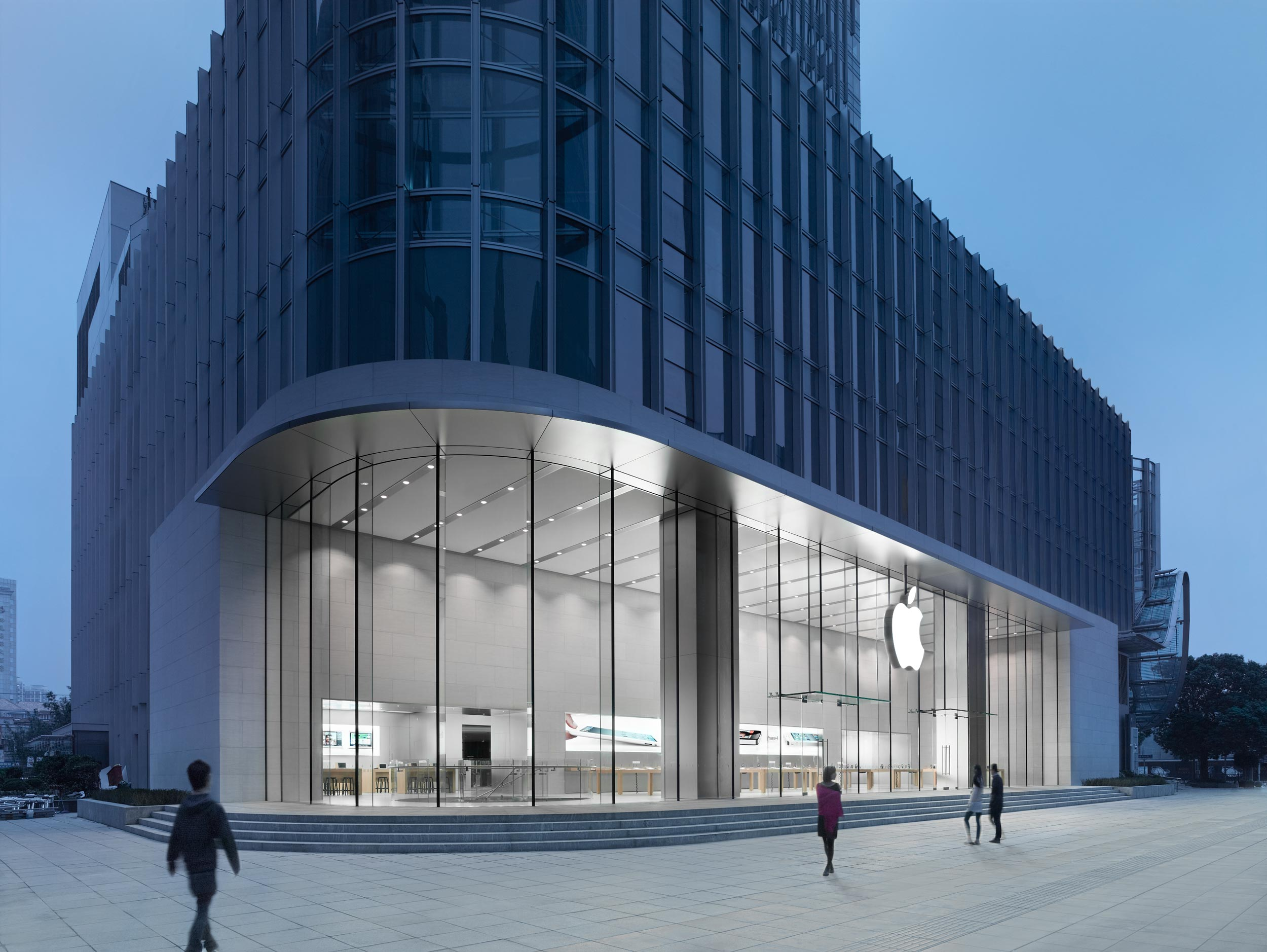Apple-retail-store-Shanghai