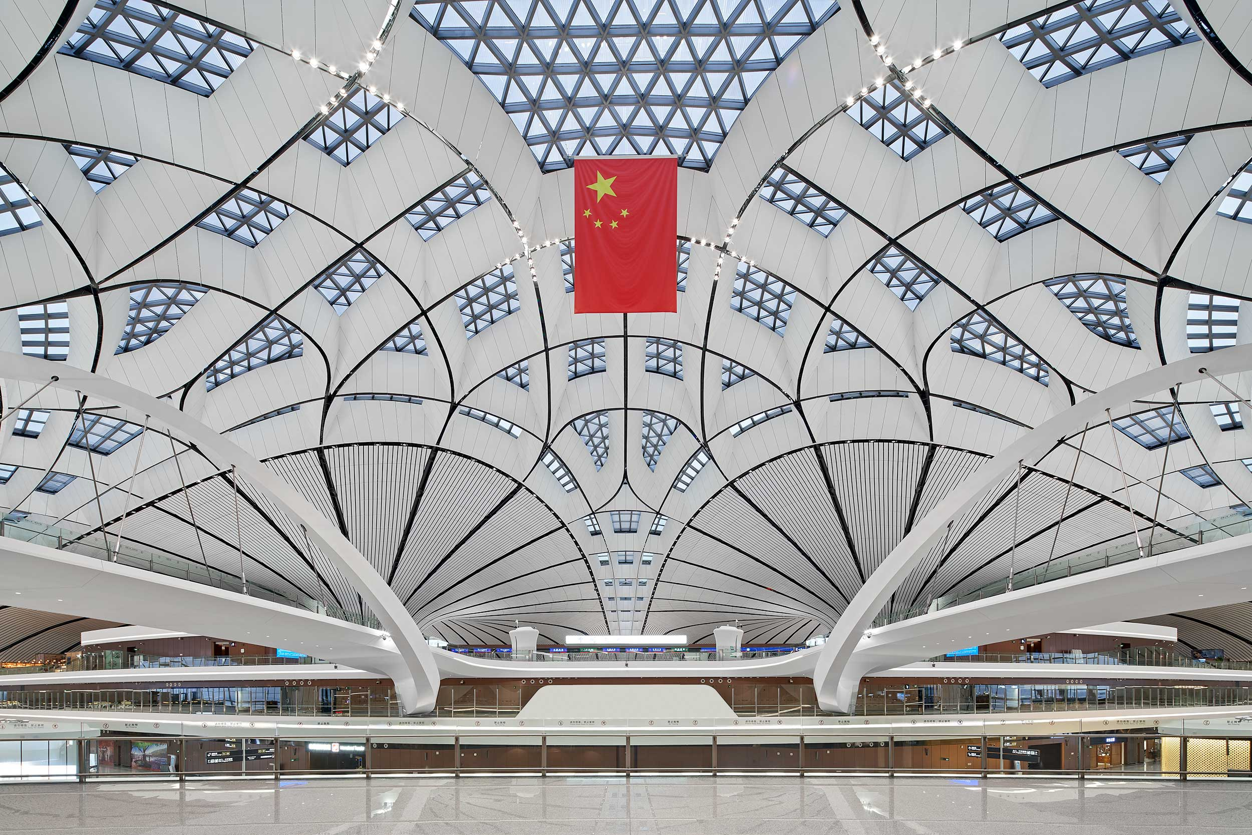 Beijing-Daxing-airport-arrivalhall