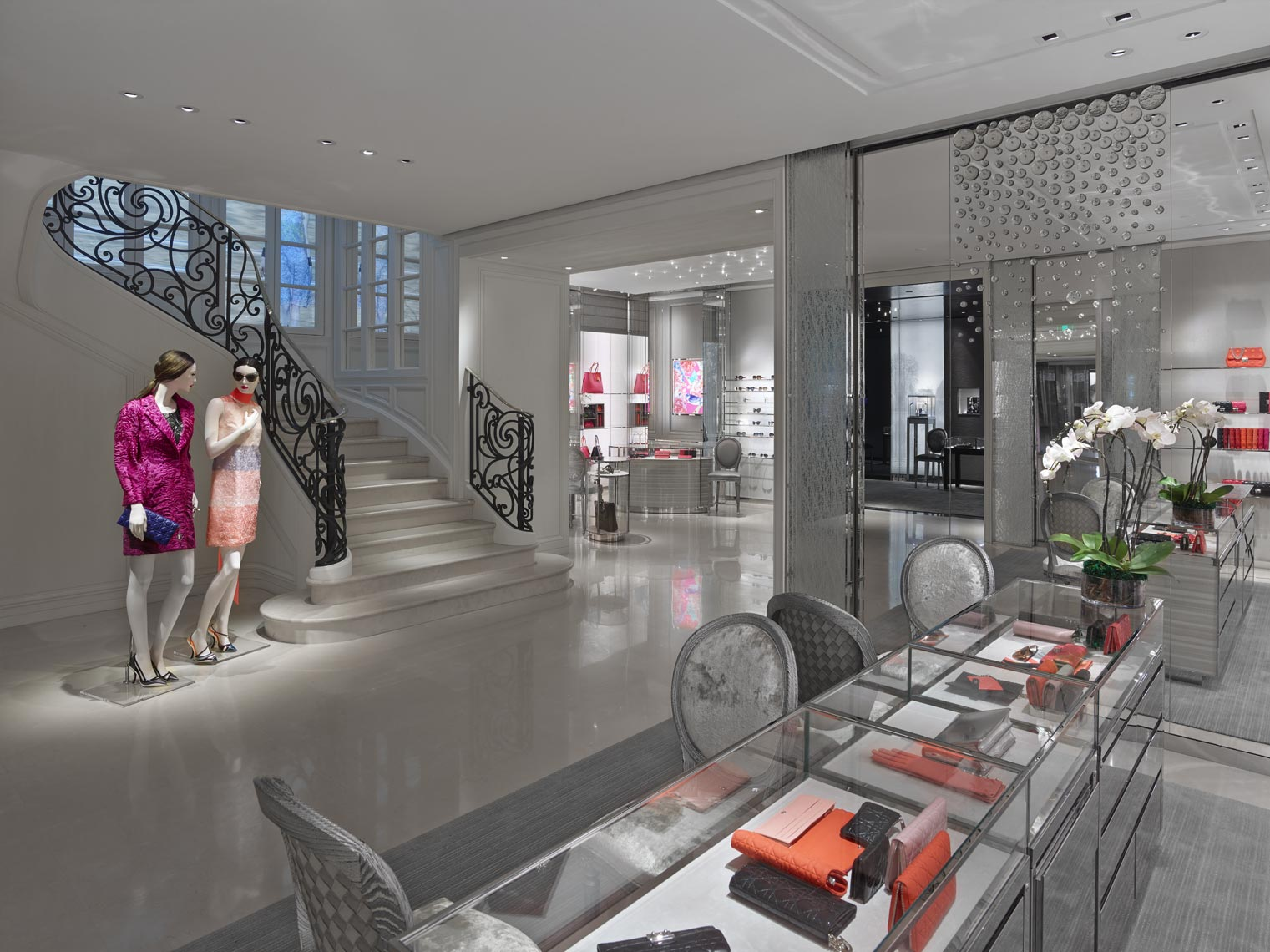 Dior boutique Chengdu