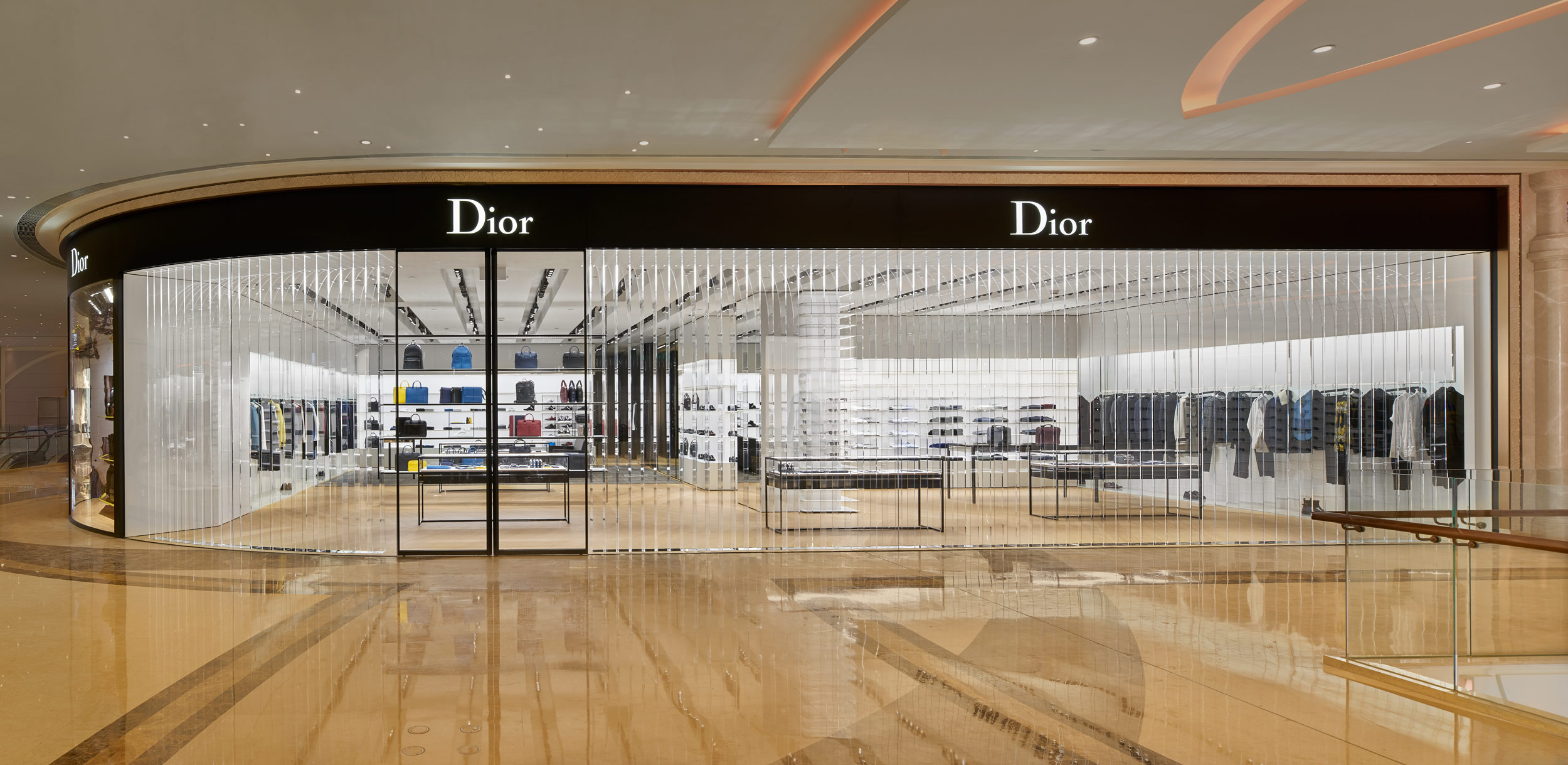 Dior-store-front-Macao